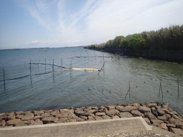 浜名湖 鷲津 釣り場