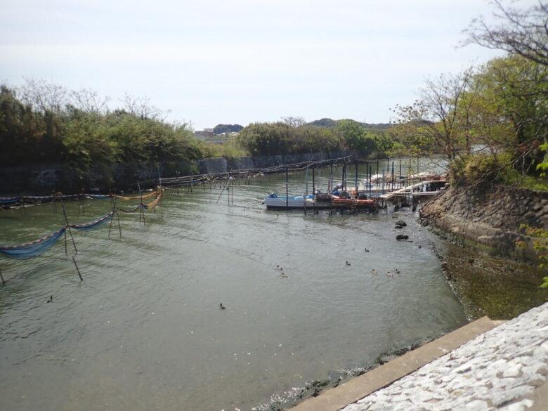 鷲津湖岸公園 釣り場