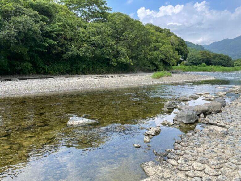 川 毛ばり ポイント