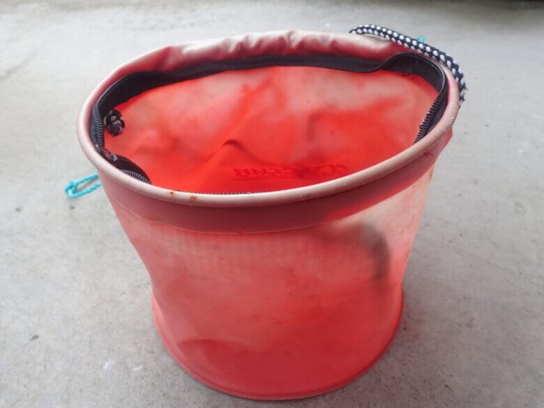 水汲みバケツ
