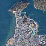 舘山寺サンビーチ 釣り場