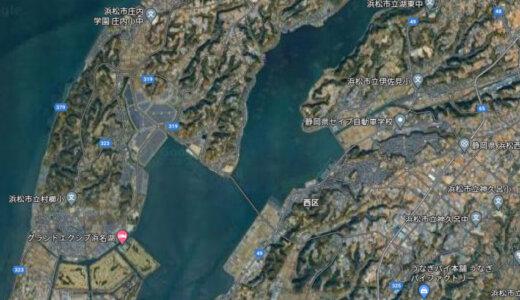 庄内湖 釣り場 ポイント