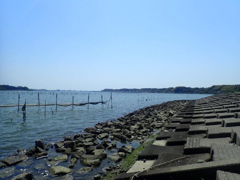 平松 釣り場