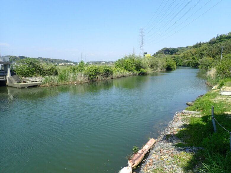 花川河口 弁天橋