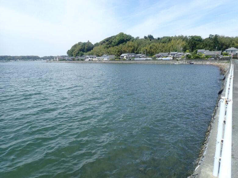 伊左地川 釣り場