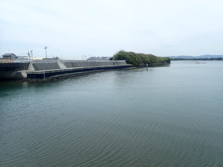 山崎 釣り場