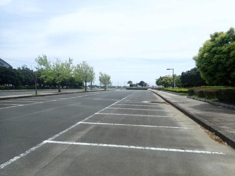 雄踏 駐車場