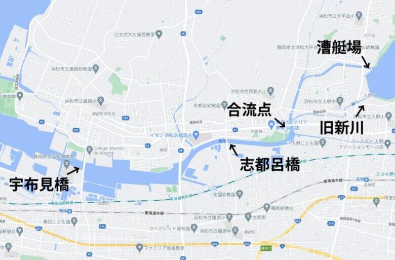 新川 釣り ポイント 浜名湖