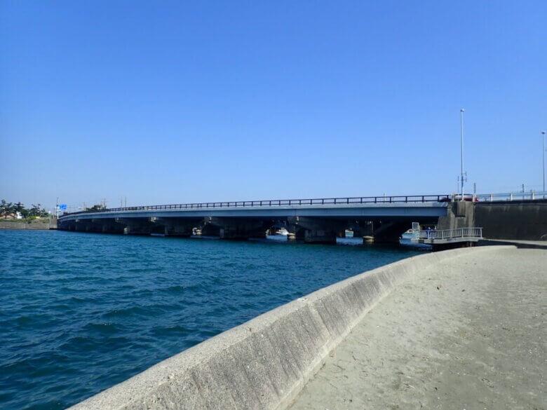 弁天島海浜公園 2番ミオ