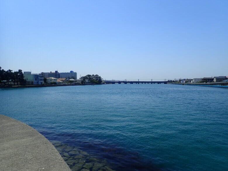 小島 釣り場