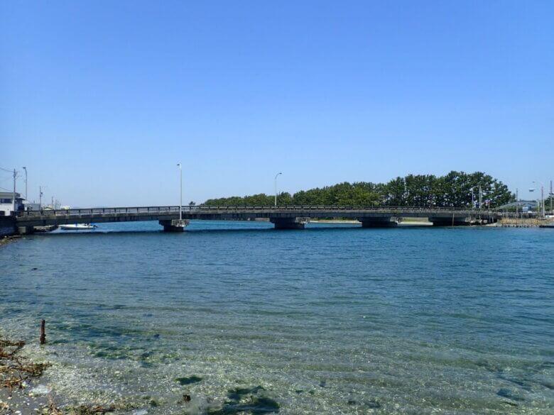 渚園 南側 釣り場
