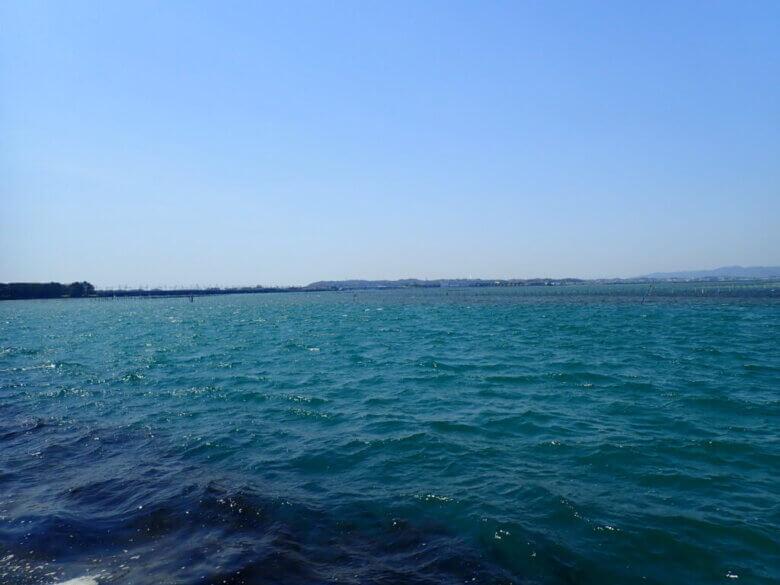 和田航路 北側 釣り場