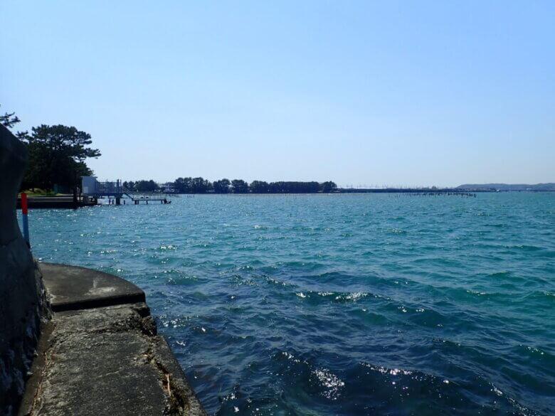 和田航路 釣り場