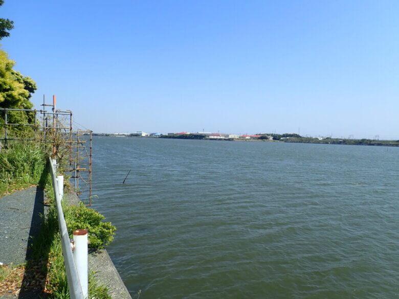 新川 釣り