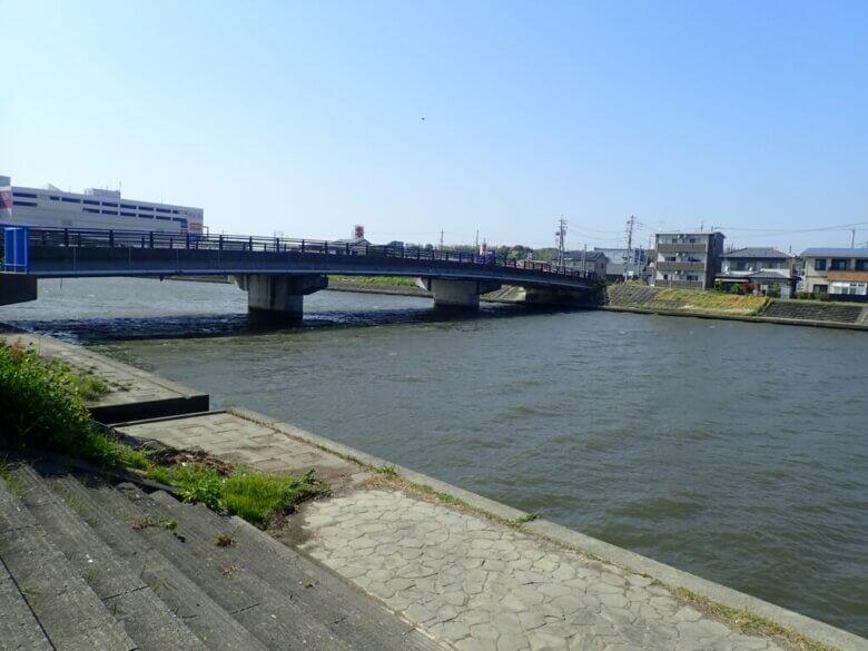 志都呂橋 新川 釣り