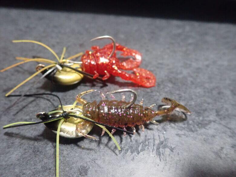 ちびチヌ蟹 ちびチヌムシ